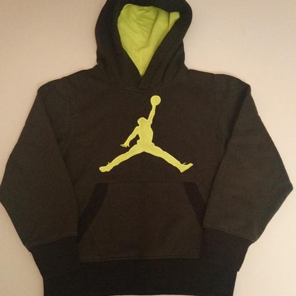17d5889b249e32 Jordan Other - JORDAN Boy s Sweatshirt Hoodie- Size M 10-12